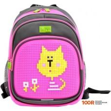 Сумка для ноутбука 4ALL Kids RK61-13N (серый/розовый)