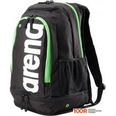 Сумка для ноутбука ARENA Fastpack Core (черный/зеленый)