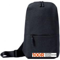 Сумка для ноутбука Xiaomi Mi City Sling Bag (черный)