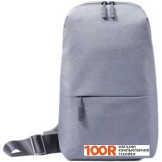 Сумка для ноутбука Xiaomi Mi City Sling Bag (серый)