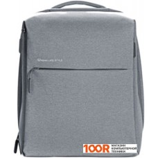 Сумка для ноутбука Xiaomi Mi Minimalist Urban Backpack (серый)