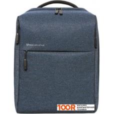 Сумка для ноутбука Xiaomi Mi Minimalist Urban Backpack (синий)