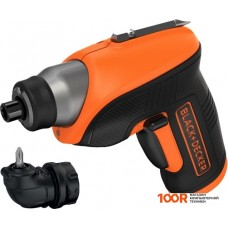 Шуруповёрт Black & Decker CS3652LC-XK