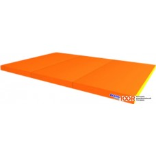 Шведская стенка Romana 1.5x1x0.06м 5.021.06 (оранжевый/желтый)