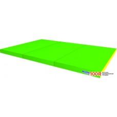 Шведская стенка Romana 1.5x1x0.06м 5.021.06 (зеленый/желтый)