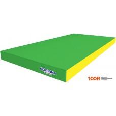Шведская стенка Romana 1x0.5x0.06м 5.000.06 (зеленый/желтый)