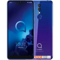 Смартфон Alcatel 3 (2019) 5053K 4GB/64GB (синий/фиолетовый)