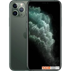 Смартфон Apple iPhone 11 Pro Max 256GB (темно-зеленый)