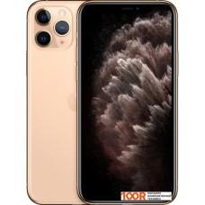 Смартфон Apple iPhone 11 Pro Max 256GB (золотистый)