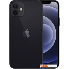 Смартфон Apple iPhone 12 256GB (черный)