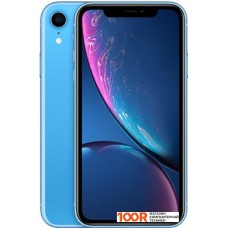 Смартфон Apple iPhone XR 256GB (синий)