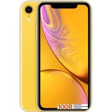 Смартфон Apple iPhone XR 256GB (желтый)