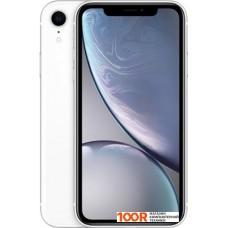 Смартфон Apple iPhone XR 64GB (белый)