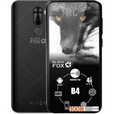 Смартфон Black Fox B4 (черный)