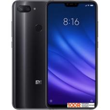 Смартфон Xiaomi Mi 8 Lite 4GB/64GB международная версия (черный)