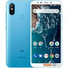 Смартфон Xiaomi Mi A2 4GB/64GB (голубой)