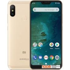 Смартфон Xiaomi Mi A2 Lite 4GB/64GB (золотистый)