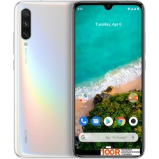 Смартфон Xiaomi Mi A3 4GB/128GB (белый)