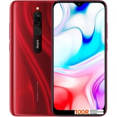 Смартфон Xiaomi Redmi 8 3GB/32GB международная версия (красный)