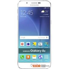 Смартфон Samsung A8 (A8000) Pearl White