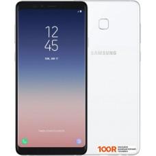Смартфон Samsung A8 Star (белый)