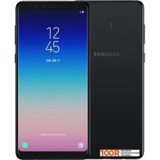 Смартфон Samsung A8 Star (черный)
