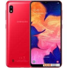 Смартфон Samsung Galaxy A10 2GB/32GB (красный)