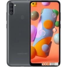 Смартфон Samsung Galaxy A11 SM-A115F/DS 2GB/32GB (черный)