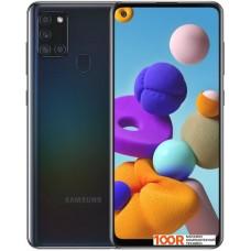 Смартфон Samsung Galaxy A21s SM-A217F/DSN 4GB/64GB (черный)