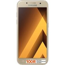 Смартфон Samsung Galaxy A3 (2017) Gold [A320F]