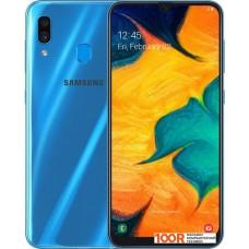 Смартфон Samsung Galaxy A30 3GB/32GB (голубой)