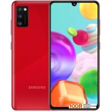 Смартфон Samsung Galaxy A41 SM-A415F/DSM 4GB/64GB (красный)