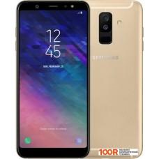 Смартфон Samsung Galaxy A6 (2018) 3GB/32GB (золотистый)