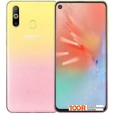 Смартфон Samsung Galaxy A8s 6GB/128GB (желтый/розовый)