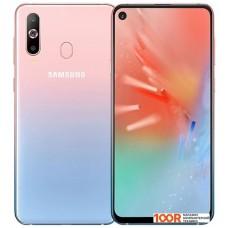 Смартфон Samsung Galaxy A8s 8GB/128GB (розовый)
