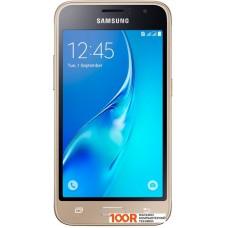 Смартфон Samsung Galaxy J1 (2016) Gold [J120F]