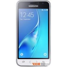 Смартфон Samsung Galaxy J1 (2016) White [J120F]