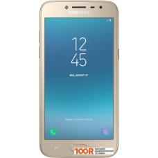 Смартфон Samsung Galaxy J2 (2018) (золотистый)