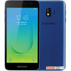 Смартфон Samsung Galaxy J2 Core (синий)