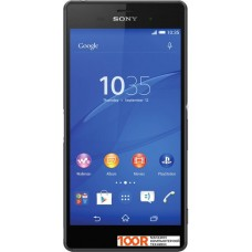 Смартфон Sony Xperia Z3+ Black