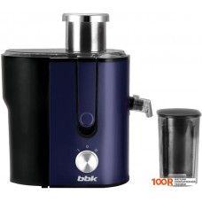Соковыжималка BBK JC060-H02 (черный/фиолетовый)