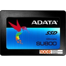 SSD накопитель A-Data Ultimate SU800 256GB [ASU800SS-256GT-C]
