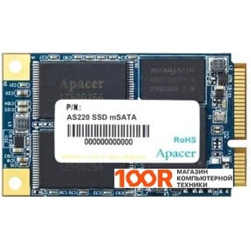 SSD накопитель Apacer Pro II ASS220 128GB [AP128GAS220B]