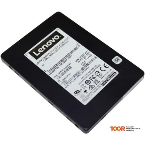 SSD накопитель Lenovo ThinkSystem 5200 2.5 480GB 4XB7A10153