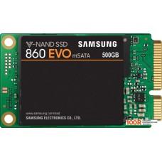 SSD накопитель Samsung 860 Evo 500GB MZ-M6E500