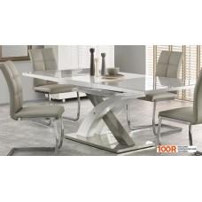 Стол Halmar Sandor 2 (серый)