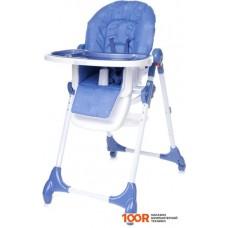 Стульчик для кормления 4baby Decco (синий)