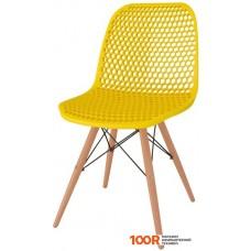 Стул для кухни LoftyHome Linden VC1017W-Y-01 (желтый)