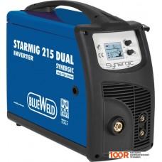 Сварочный аппарат BLUEWELD Starmig 215 Dual Synergic
