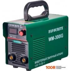 Сварочный аппарат Favourite WM-300IG